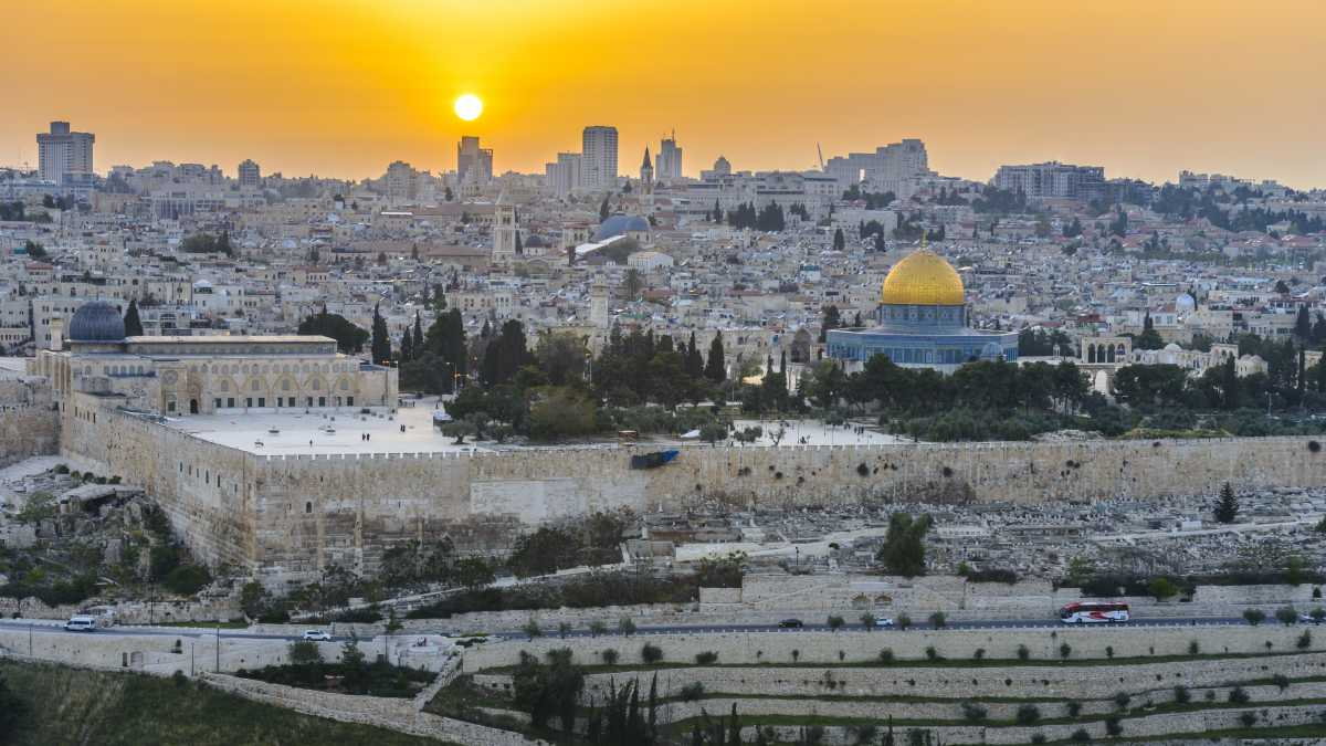 Al-Aqsa, Land Of The Prophets