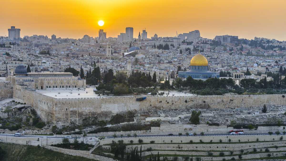 Al-Aqsa, Land Of The Prophets